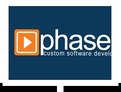 screenshot of Phase Alpha logo