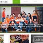 Blog Design – Hirnhomeschoolers.com